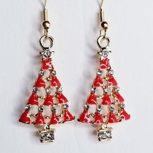 🆕️ Beautiful Christmas Tree Earrings
